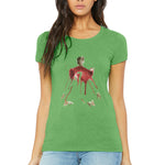 Cristiano Ronaldo, Portugal - Celebrations - Ladies' Tees