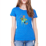 Neymar Jr, Brasil - Celebrations - Ladies' Tees