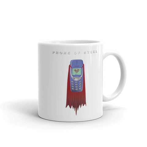 Phone of Steel - Coffee Mug