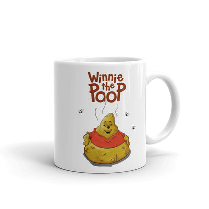 Winie the Poop - Coffee Mug