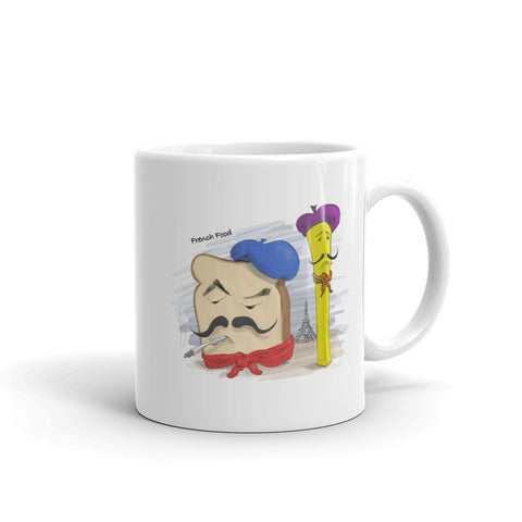 French Food - Coffee Mug