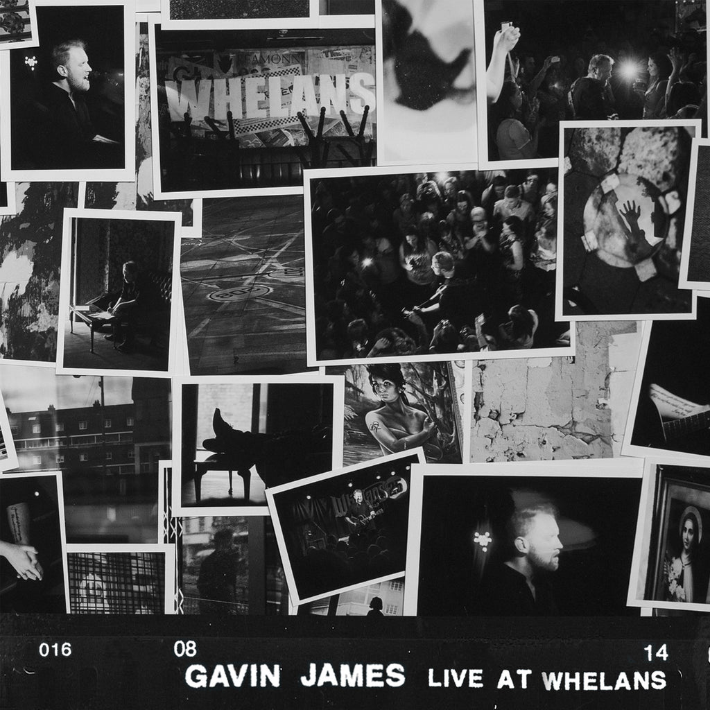"Live at Whelans (12"" Vinyl) Limited Edition"