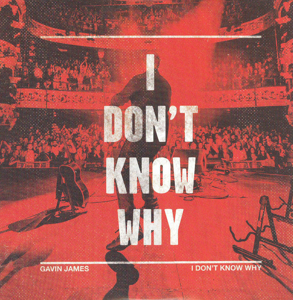 "I Don't Know Why (12"" Vinyl)"