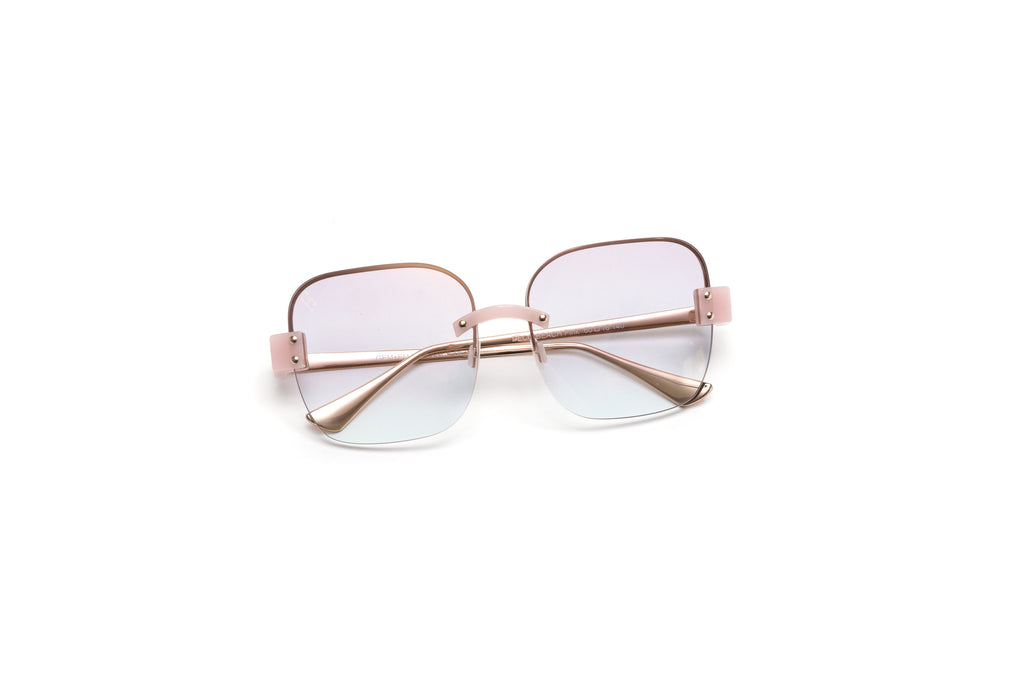 DECO BEACH Pink Sunglasses