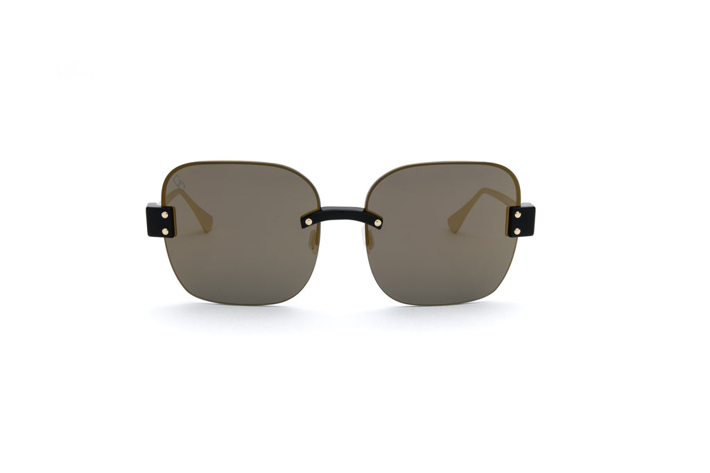 DECO BEACH Black Sunglasses