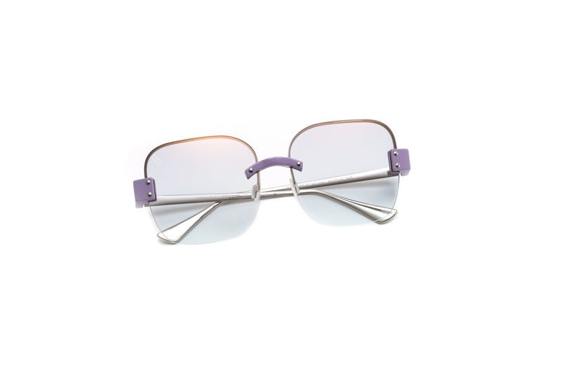 DECO BEACH Lilac Sunglasses
