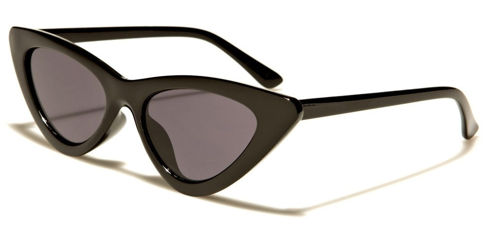 Cat Eye Vintage Look Sunglasses