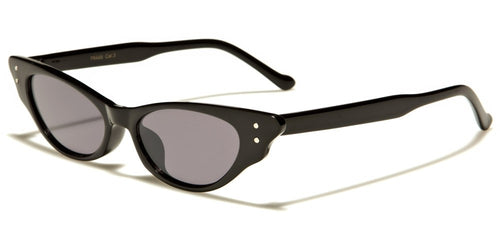 Double Wing Cat Eye Sunglasses
