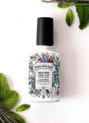 Poo-Pourri Lavender Peppermint 2oz