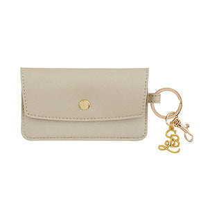 SB Credit Card Pouch Shoe Fund Champagne
