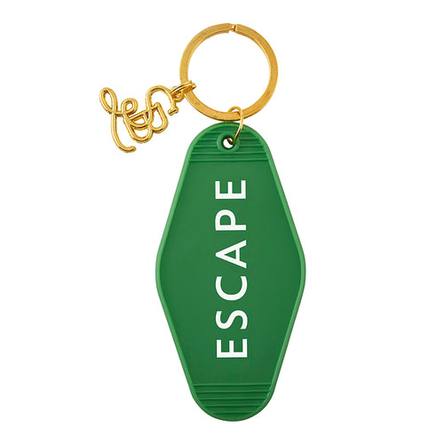 SB Motel Key Keychain Escape