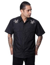 Load image into Gallery viewer, Steady Clothing Men's Sparrow Western Black