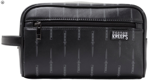 SC Kustom Kreeps Toiletry Bag Switchblades