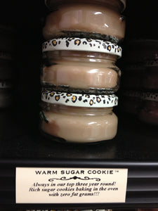 Tyler Candles Warm Sugar Cookie 3.4oz