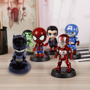 Marvel Heroes Instrument Panel Bobble Head