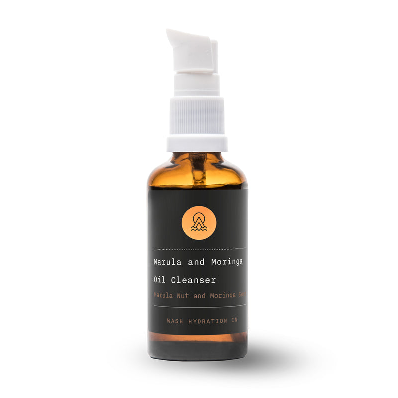 The Lost Explorer Marula and Moringa Oil Cleanser 1.6oz