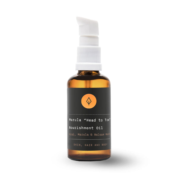 "The Lost Explorer Marula ""Head to Toe"" Nourishment Oil 1.6oz"