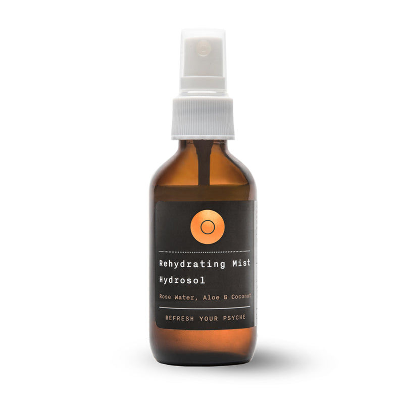 The Lost Explorer Rehydrating Mist Hydrosol 1.8oz