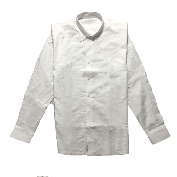 Ivywake, Oxford Shirt, White