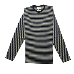 Pullover, Wool Jersey, Striped