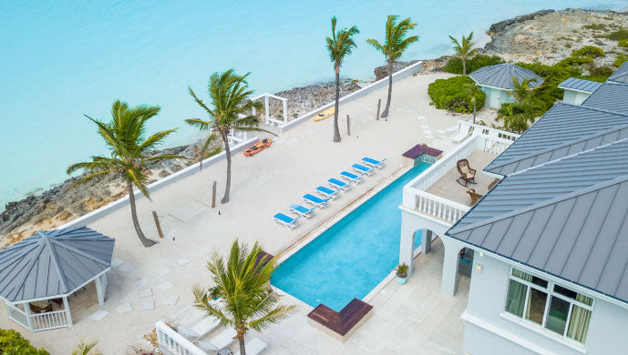 Turks & Caicos Private Getaway