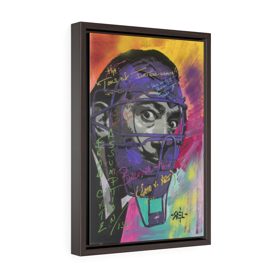Dali - Framed Gallery Wrap Canvas
