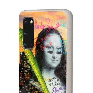 Mona Lisa - Biodegradable Case