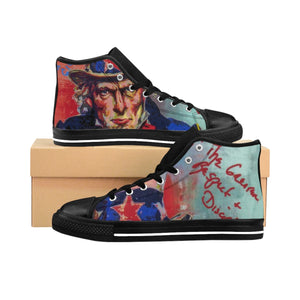 Uncle Sam - Men's High-top Sneakers