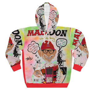 MaddonArt Mad Mag Unisex Pullover Hoodie