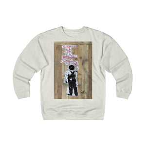 Relationships - Unisex Heavyweight Fleece Crew