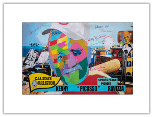 Ken Ravizza - Open Series Print