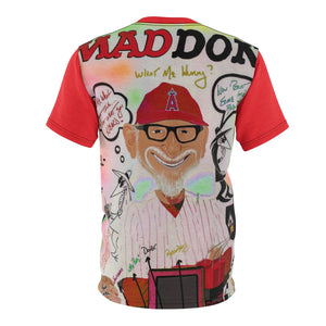 (Mad)don Magazine Tribute Unisex Tee