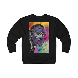 Dali - Unisex Heavyweight Fleece Crew