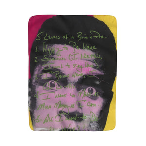 Ali - Sherpa Fleece Blanket