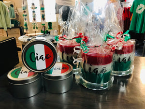 Ciao! Italian Candles