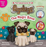 The Adventures of Pugalugs - The Magic Bone (softback book, limited price offer)