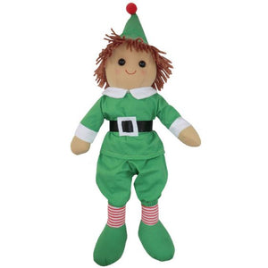 Elf Rag Doll
