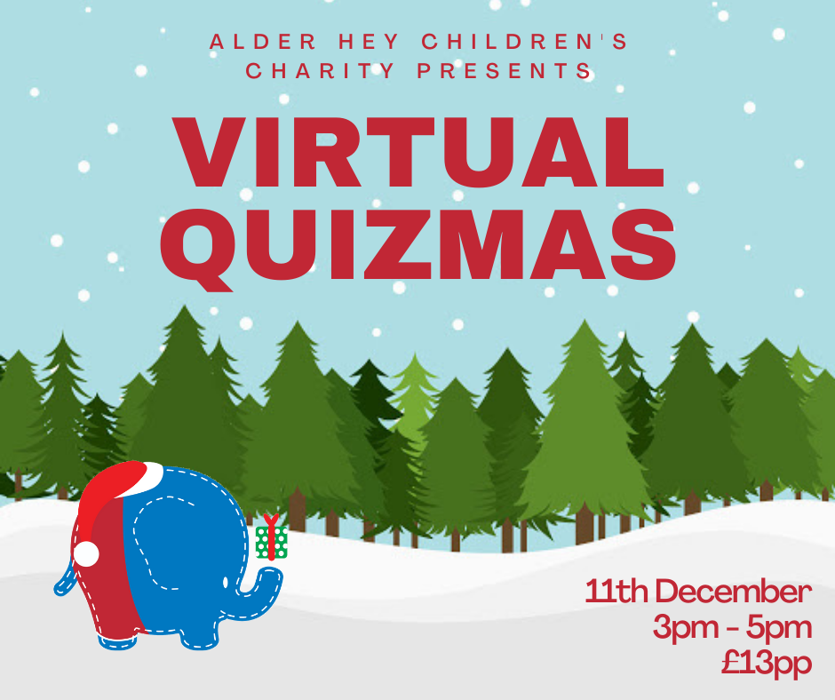 It's Quizmas!