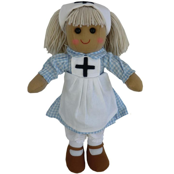 Nurse Rag Doll