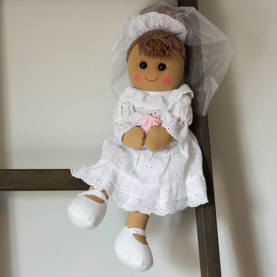 Bride Rag Doll