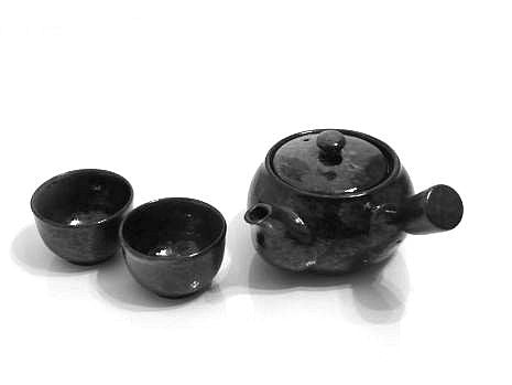 Black Mist Tea Set