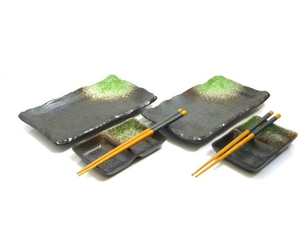 Green-Passage Sushi Set
