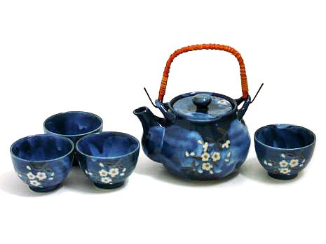 Indigo Dream Tea Set