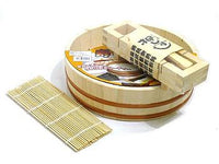 4 Piece Oshizushi Sushi Making Kit