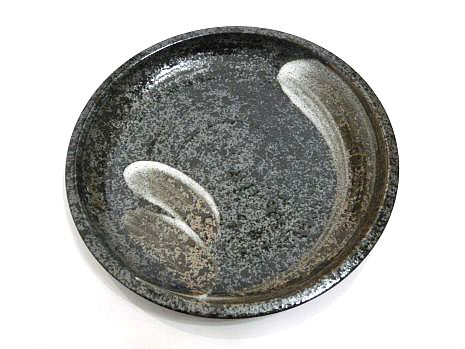 Sandstone Gray Sushi Serving Plate