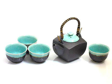 Ocean Breeze Tea Set
