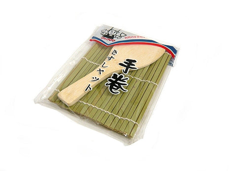 Bamboo Hand Roll Sushi Making Kit
