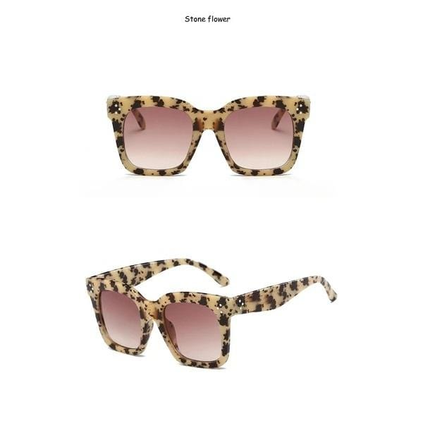 Giselle's Rivet Sun Glasses