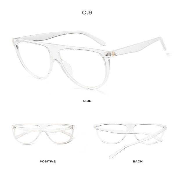 Gloria's Square Pilot Sunglasses
