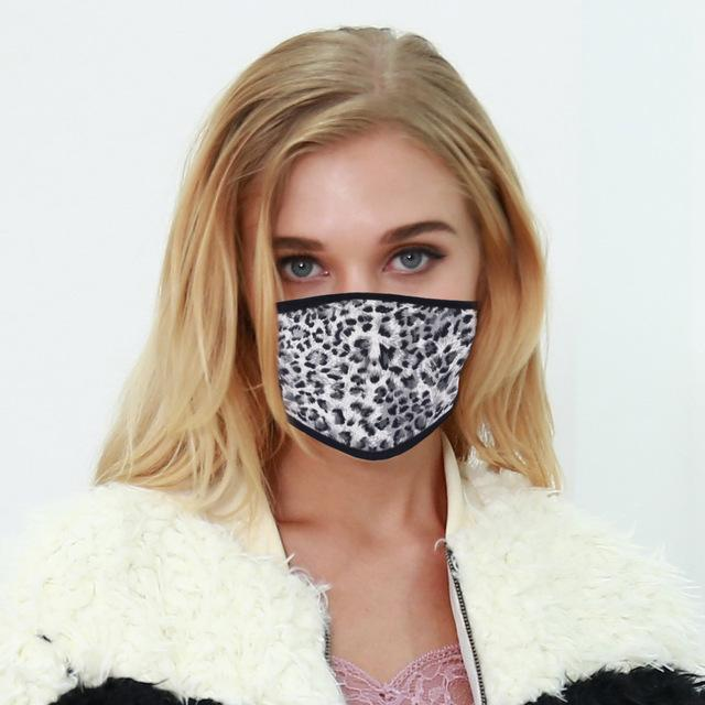 2020 NEW FASHION COTTON MOUTH MASK